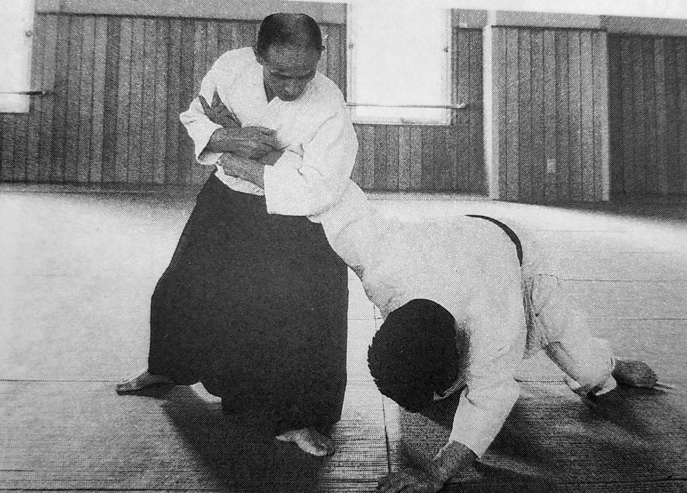 How to practice Aikido in quarantine – part 2