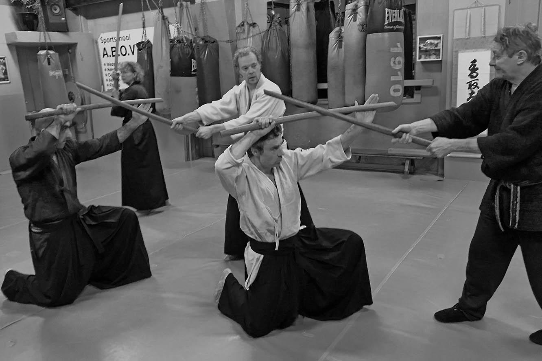Ontdek Katori Shinto Ryu